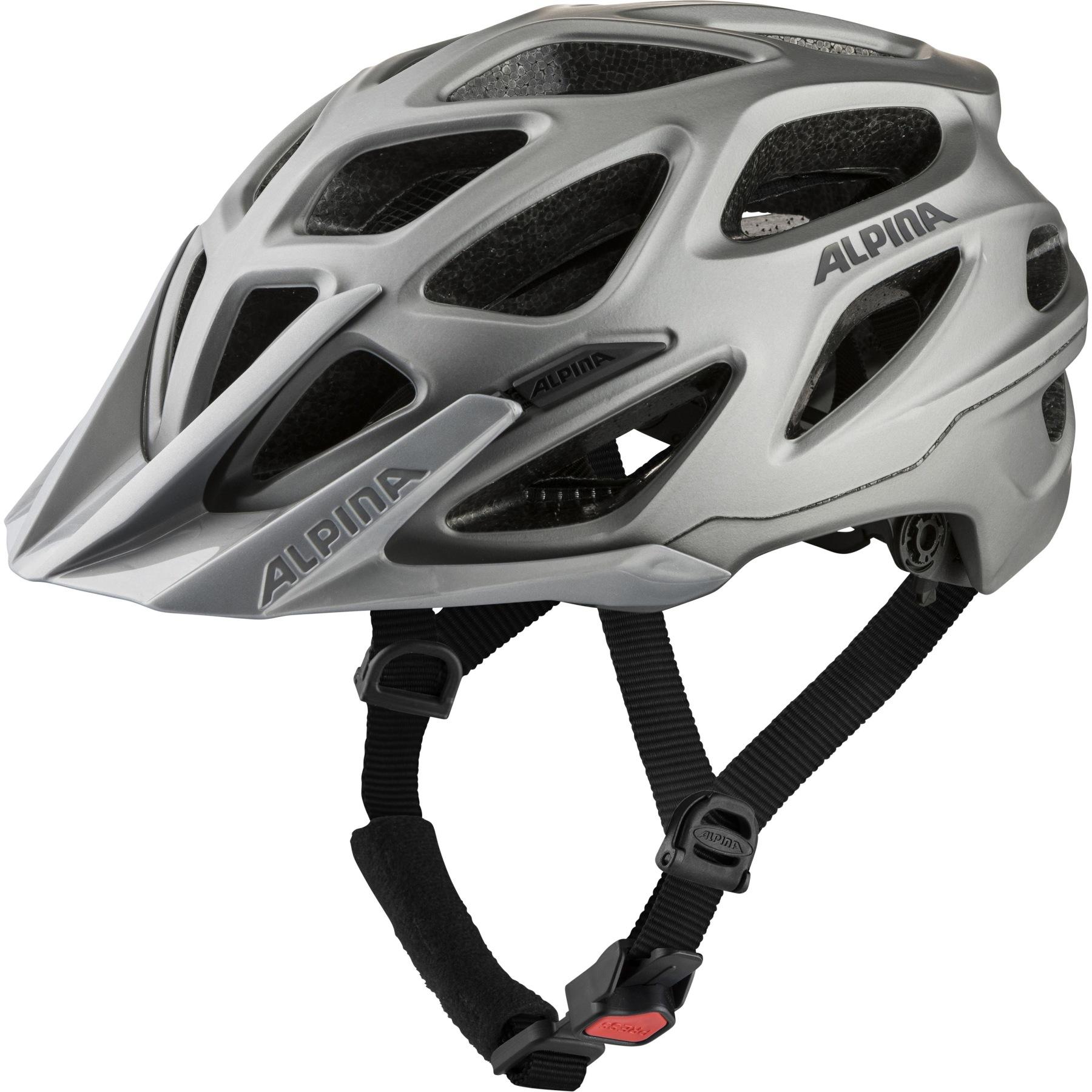 Alpina Mythos 3.0 L.E. Helmet - dark-silver matt