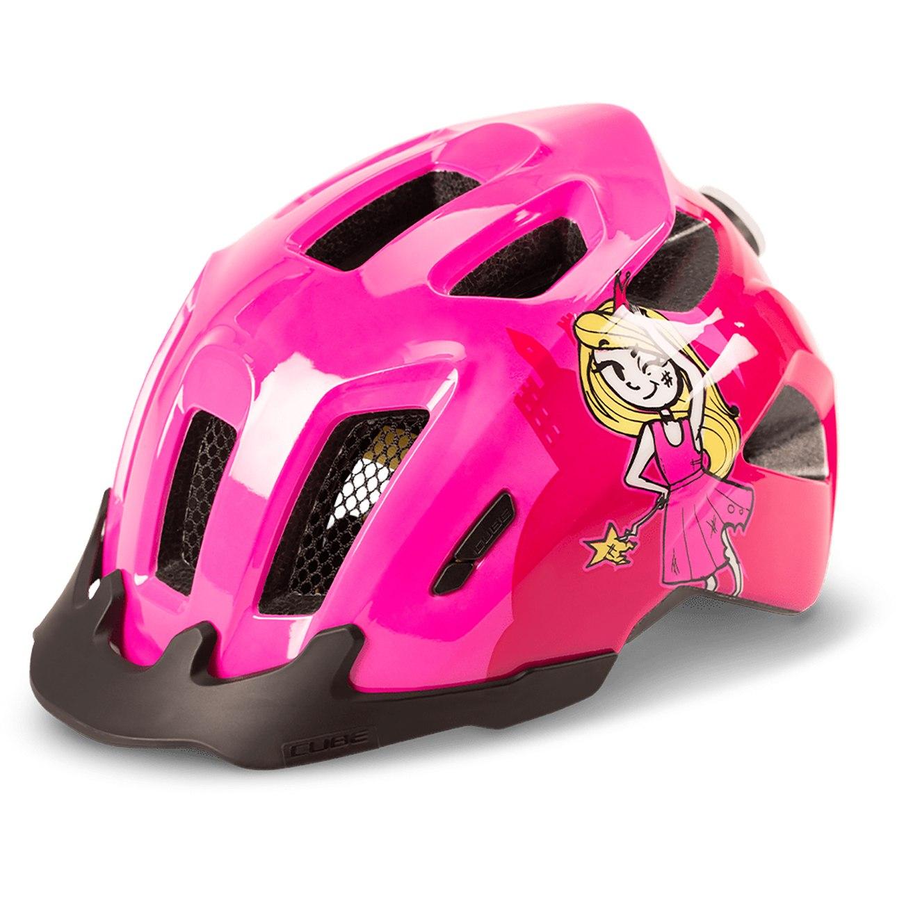 CUBE Helmet ANT - pink