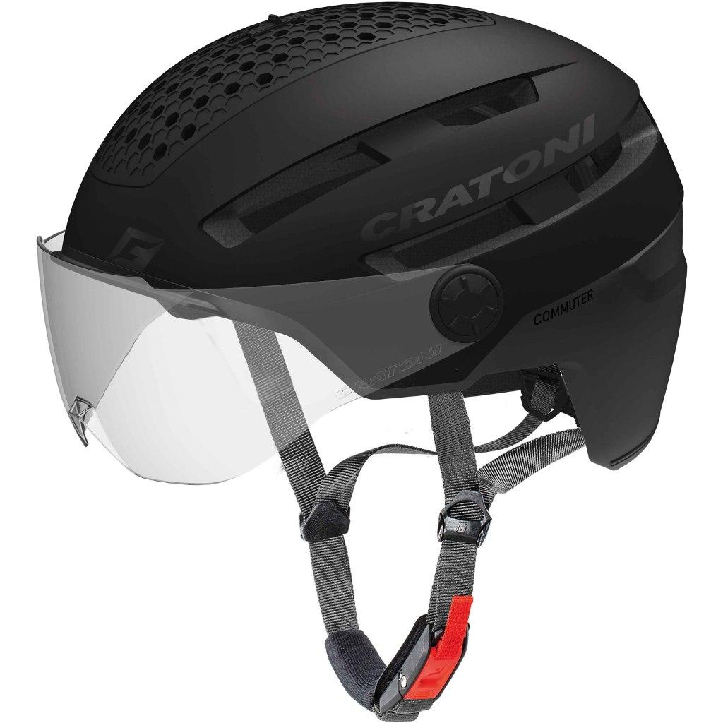 CRATONI Commuter Helmet - black matt