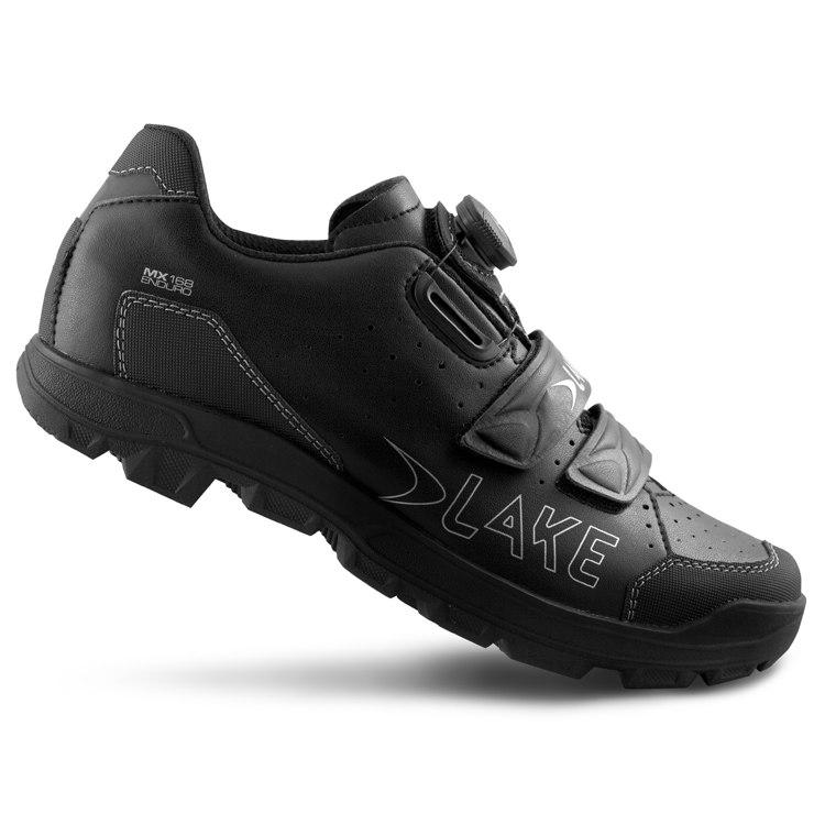 Lake MX168 Enduro MTB Shoe - black
