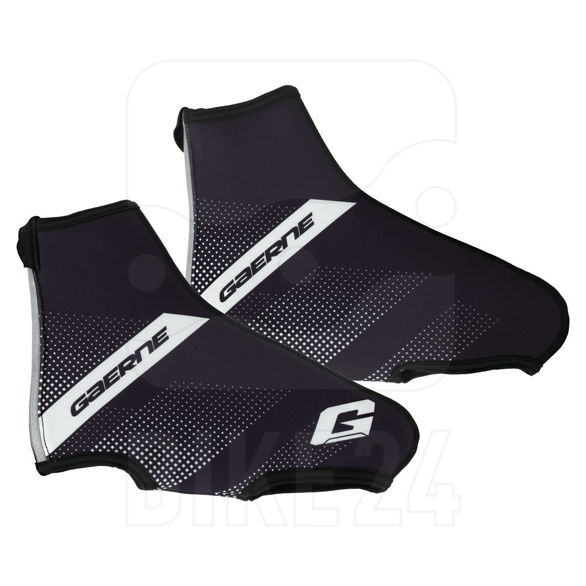 Gaerne G.ANTARCTIC Shoe Cover - Black/White