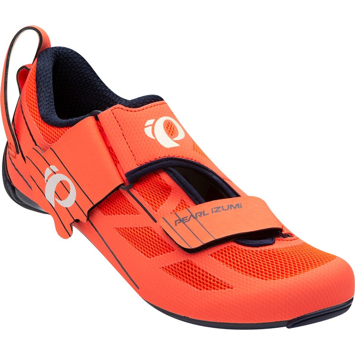 Produktbild von PEARL iZUMi Tri Fly SELECT v6 Damen-Triathlonschuh 15217003 - navy / fiery coral - 6XB