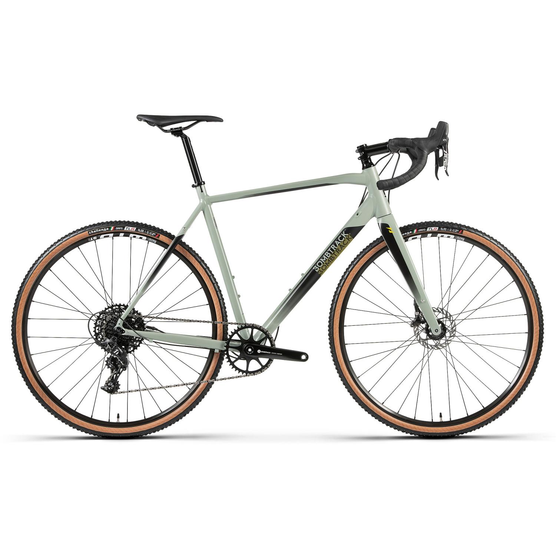 Bombtrack Tension 1 - Cyclocross Bike - 2021 - matt rock grey