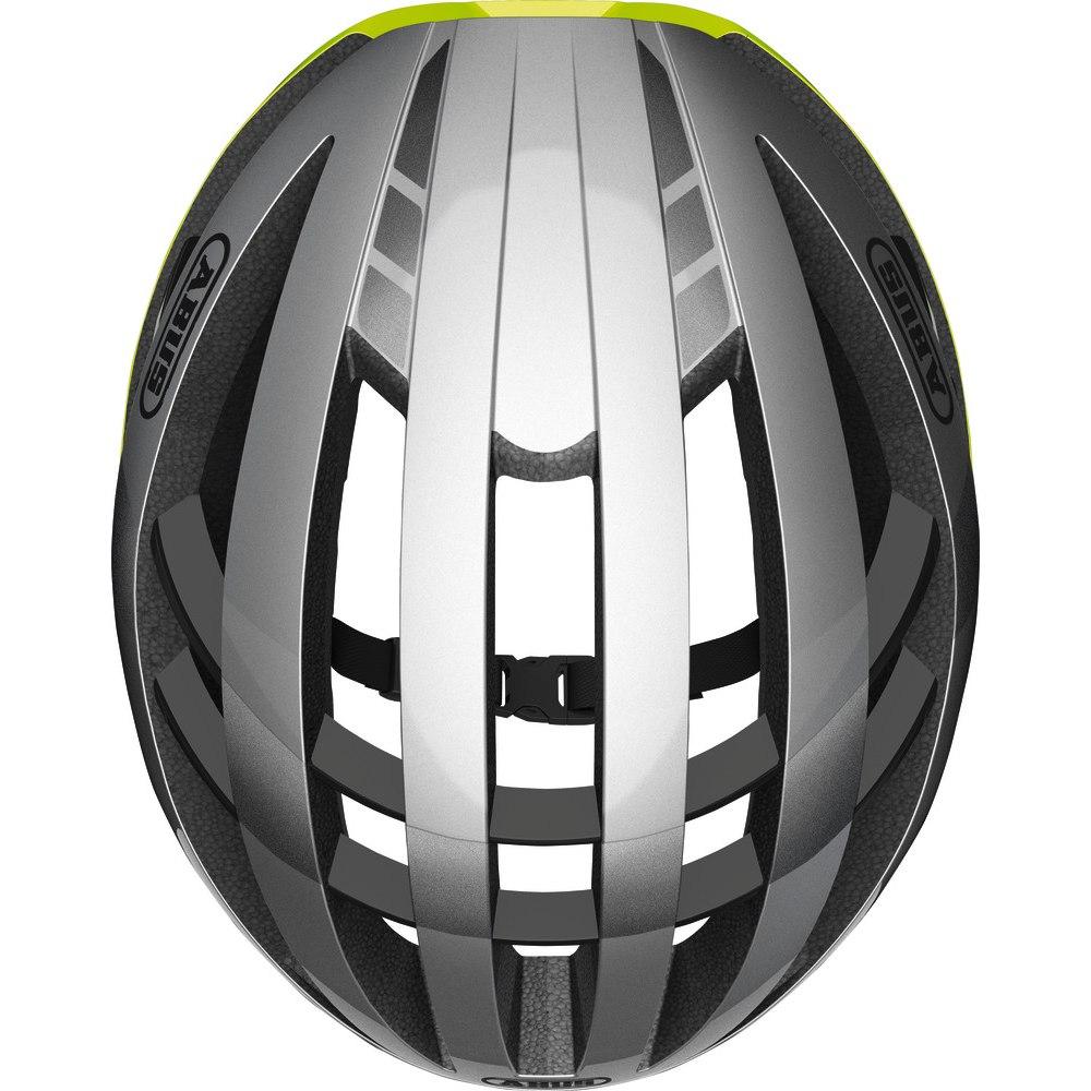 Imagen de ABUS Aventor Quin Helmet - neon yellow