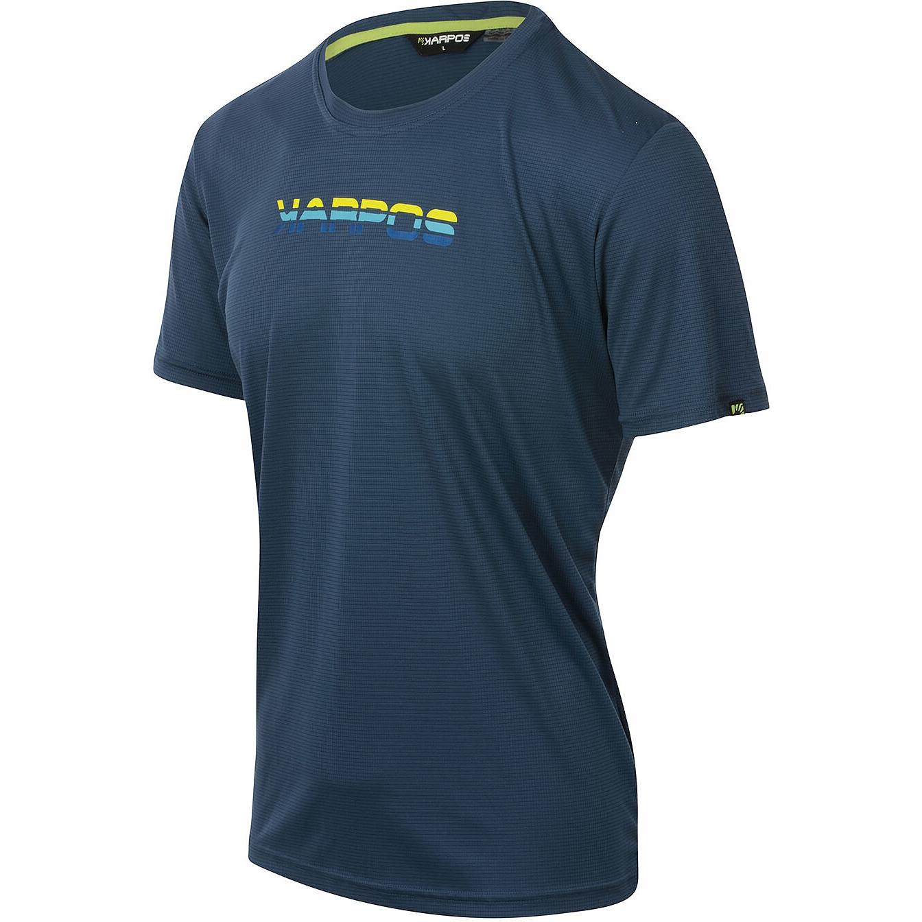 Karpos Loma T-Shirt - insignia blue