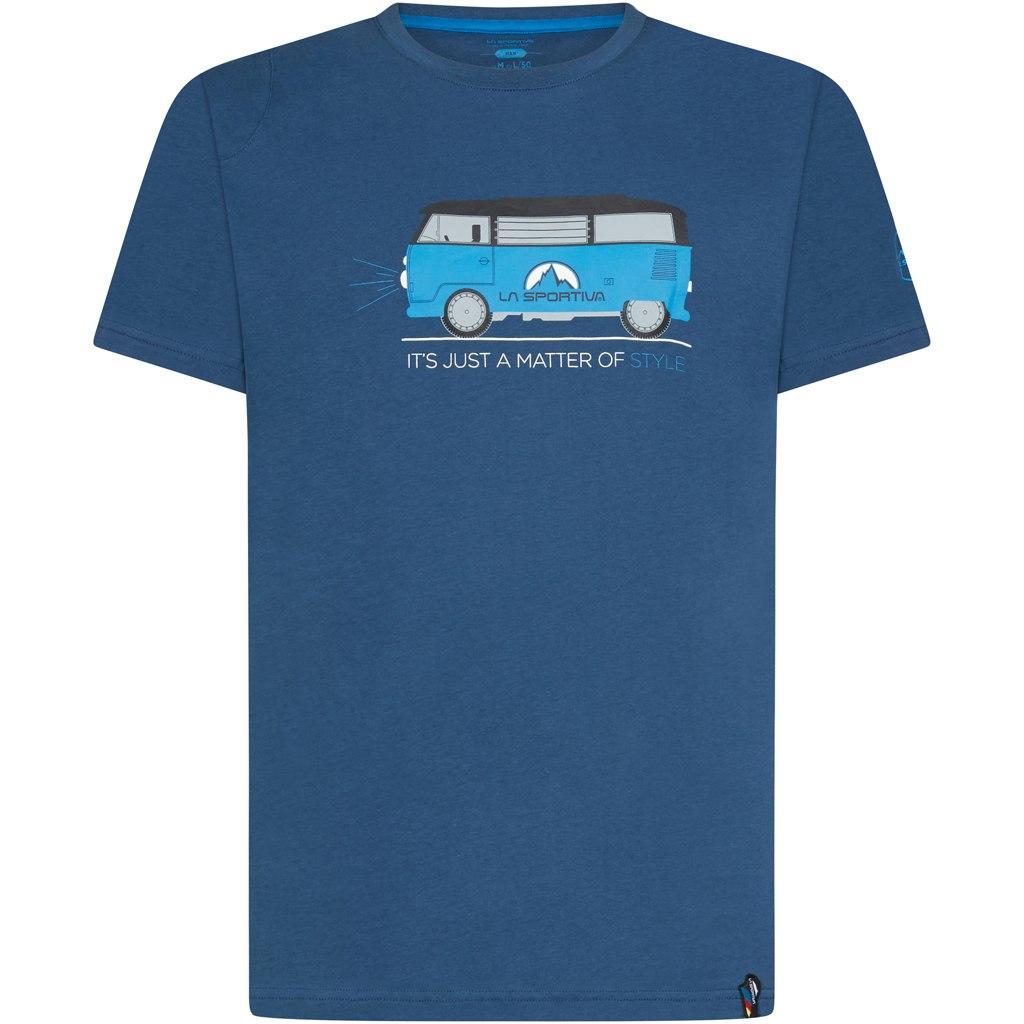 La Sportiva Van T-Shirt - Opal/Neptune
