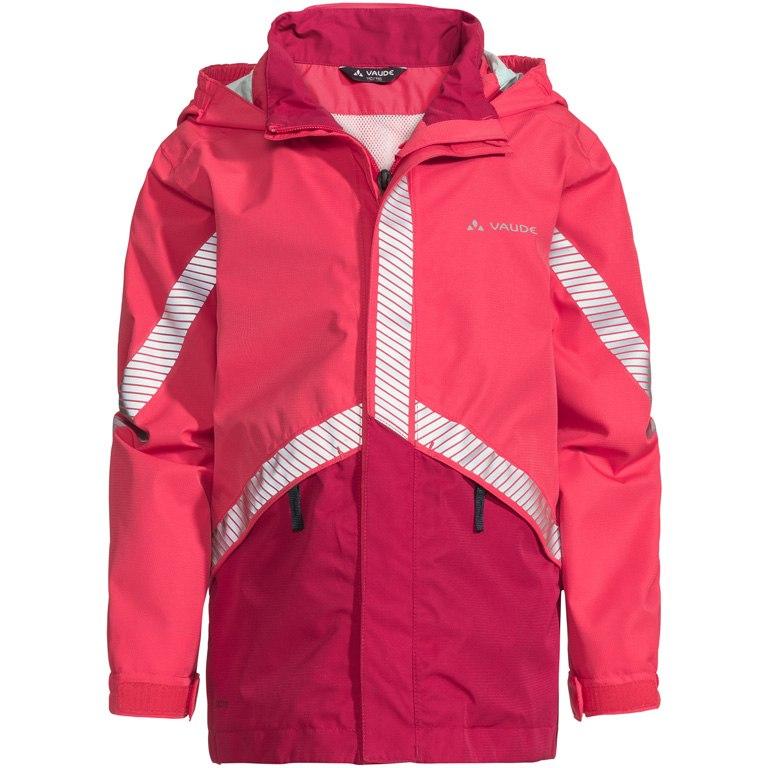 Vaude Luminum II Kinderjacke - bright pink