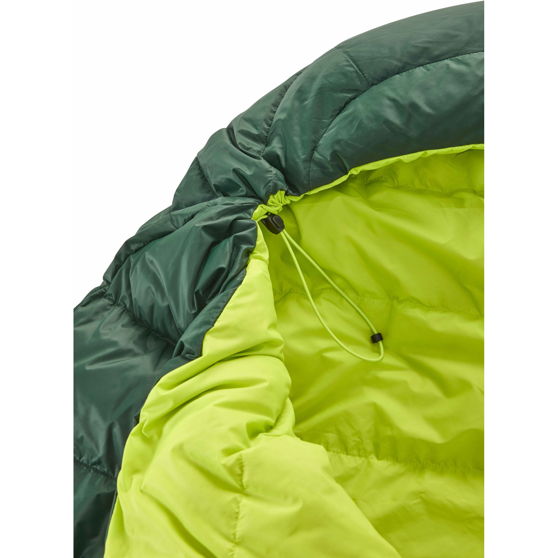 Bild von Y by Nordisk Tension Comfort 300 L Schlafsack - scarab/lime