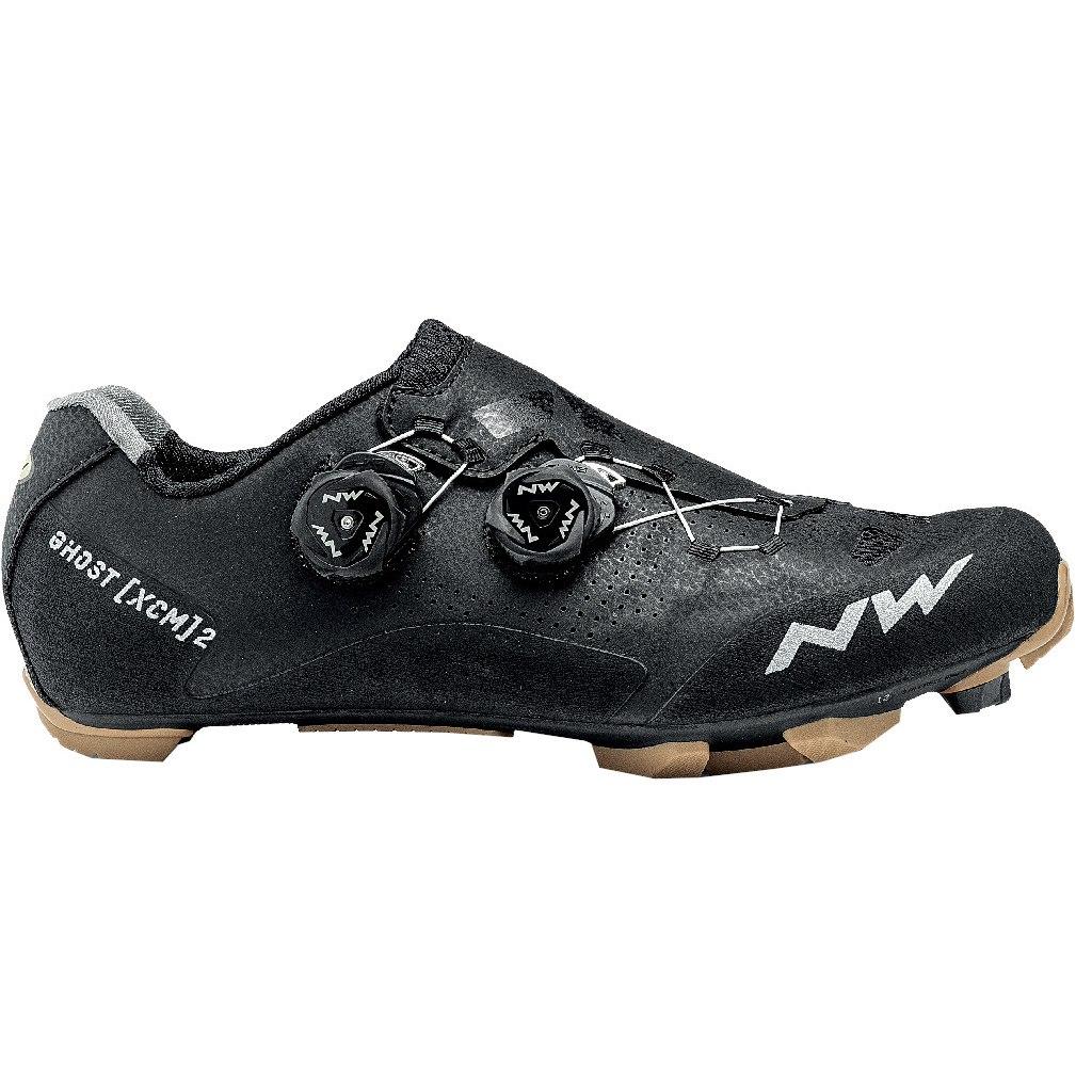 Northwave Ghost XCM 2 MTB Shoe - black/honey 18
