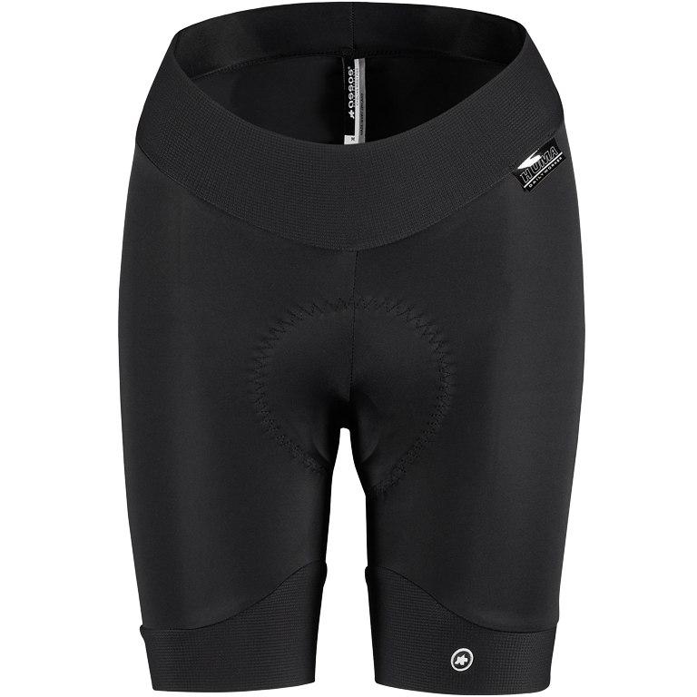 Foto de Assos UMA GT Half Shorts EVO Culottes para mujer - blackSeries