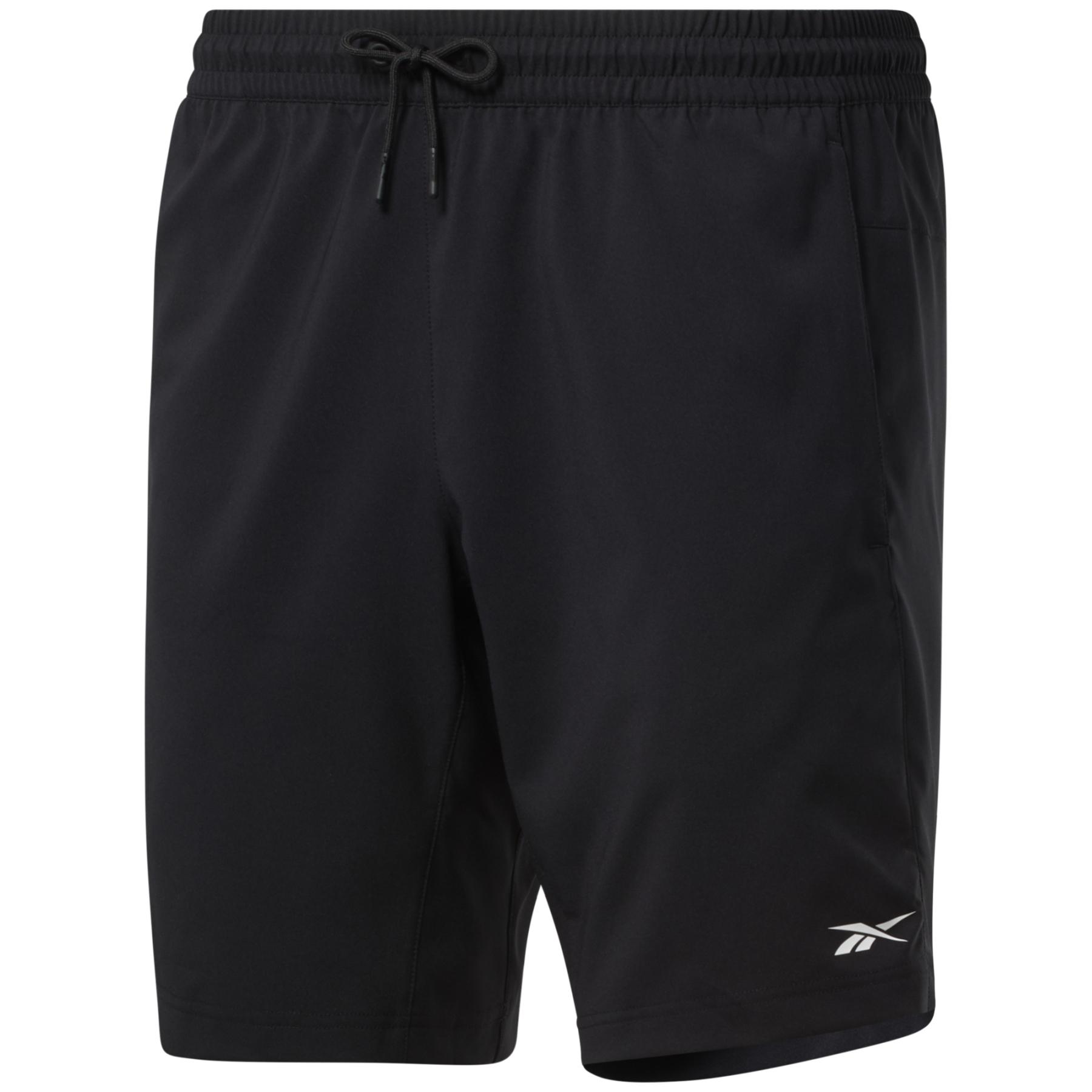 Reebok Workout Ready Woven Shorts - black GJ0854