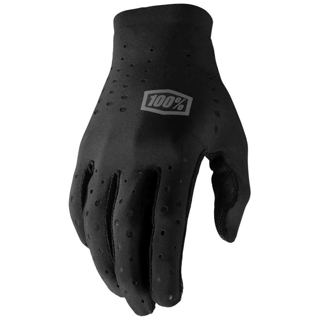 100% Sling Gloves - Black