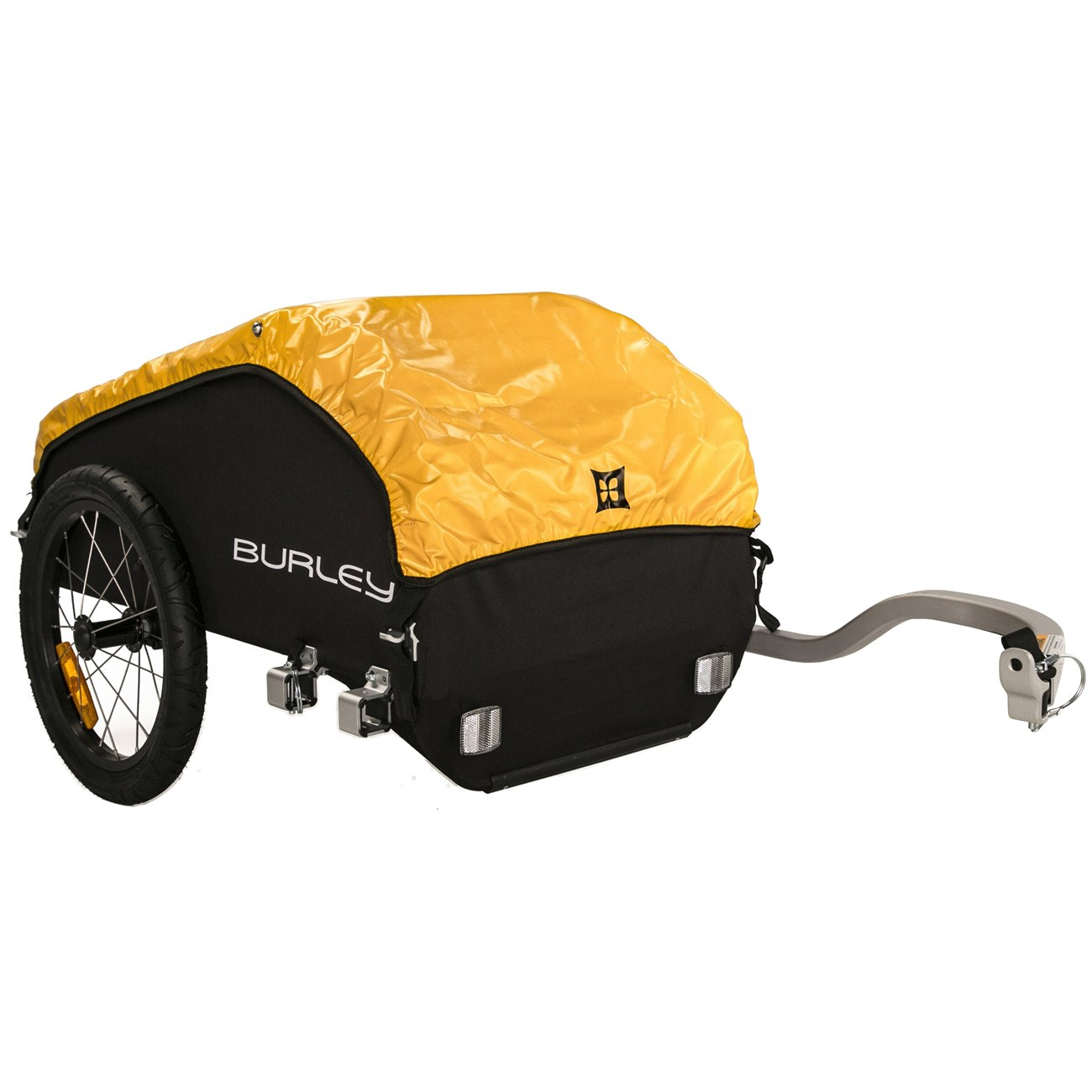 Picture of Burley Nomad Cargo Trailer - yellow/black