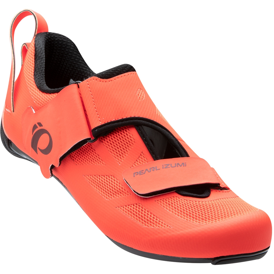 Produktbild von PEARL iZUMi Men's Tri Fly SELECT v6 Triathlonschuh 15117003 - screaming red - 9EG