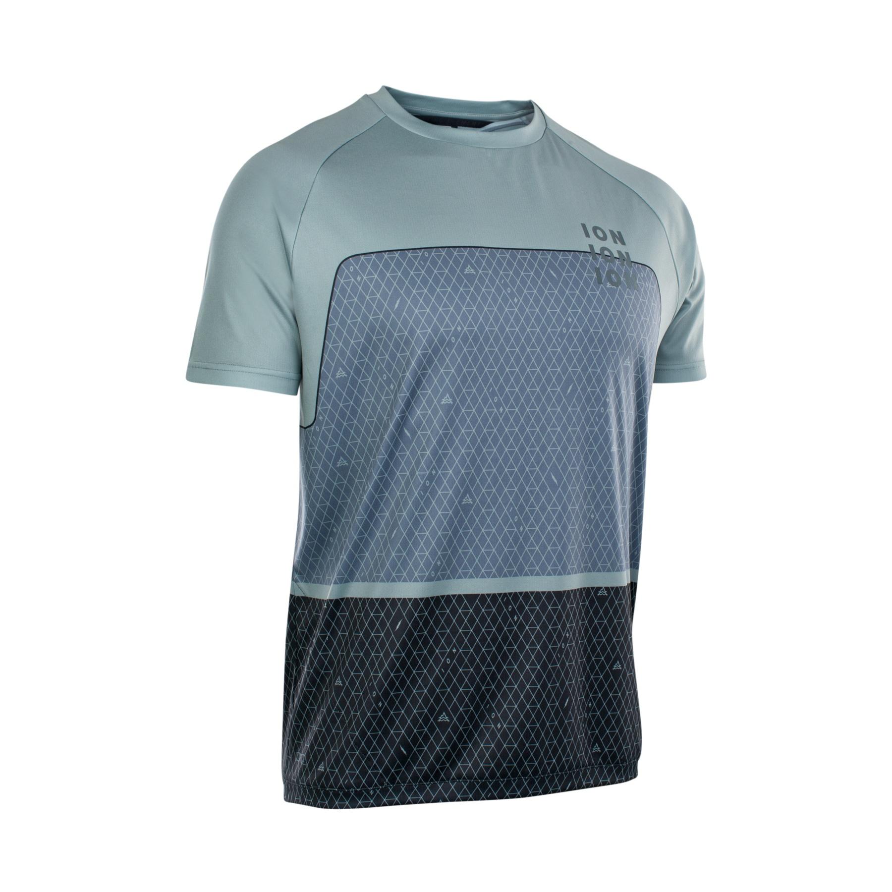 ION Bike T-Shirt Traze Amp X - Tidal Green