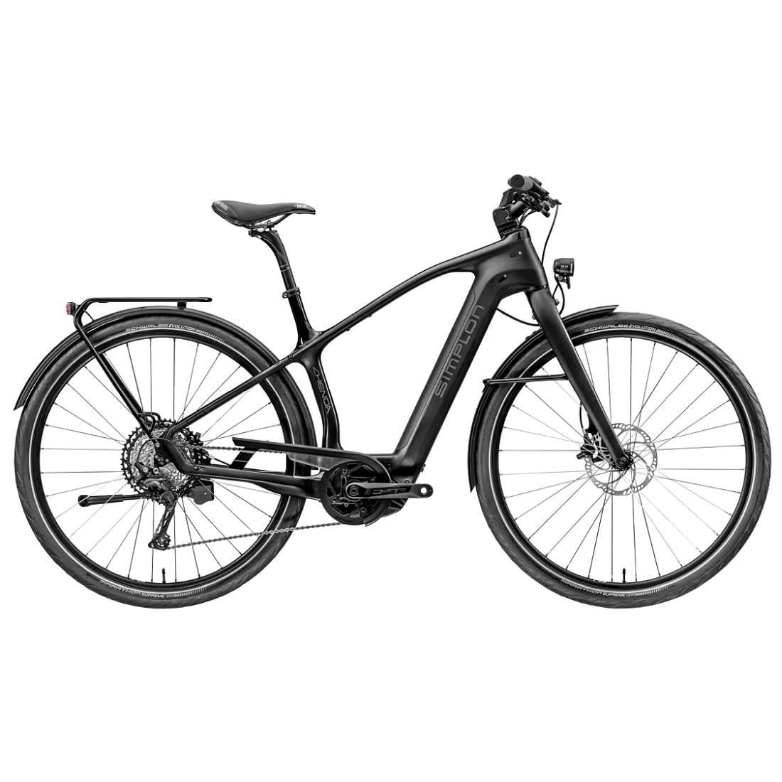 Produktbild von Simplon CHENOA CX XT12 - Herren E-Bike - 2021 - black matt