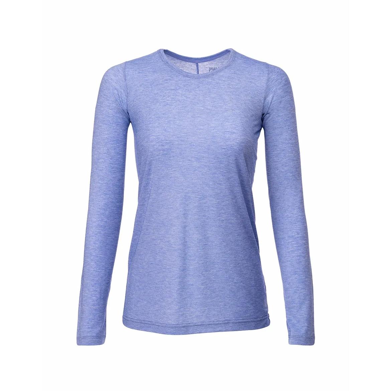 Imagen de 7mesh Elevate Bike Camiseta manga larga para mujer - Periwinkle