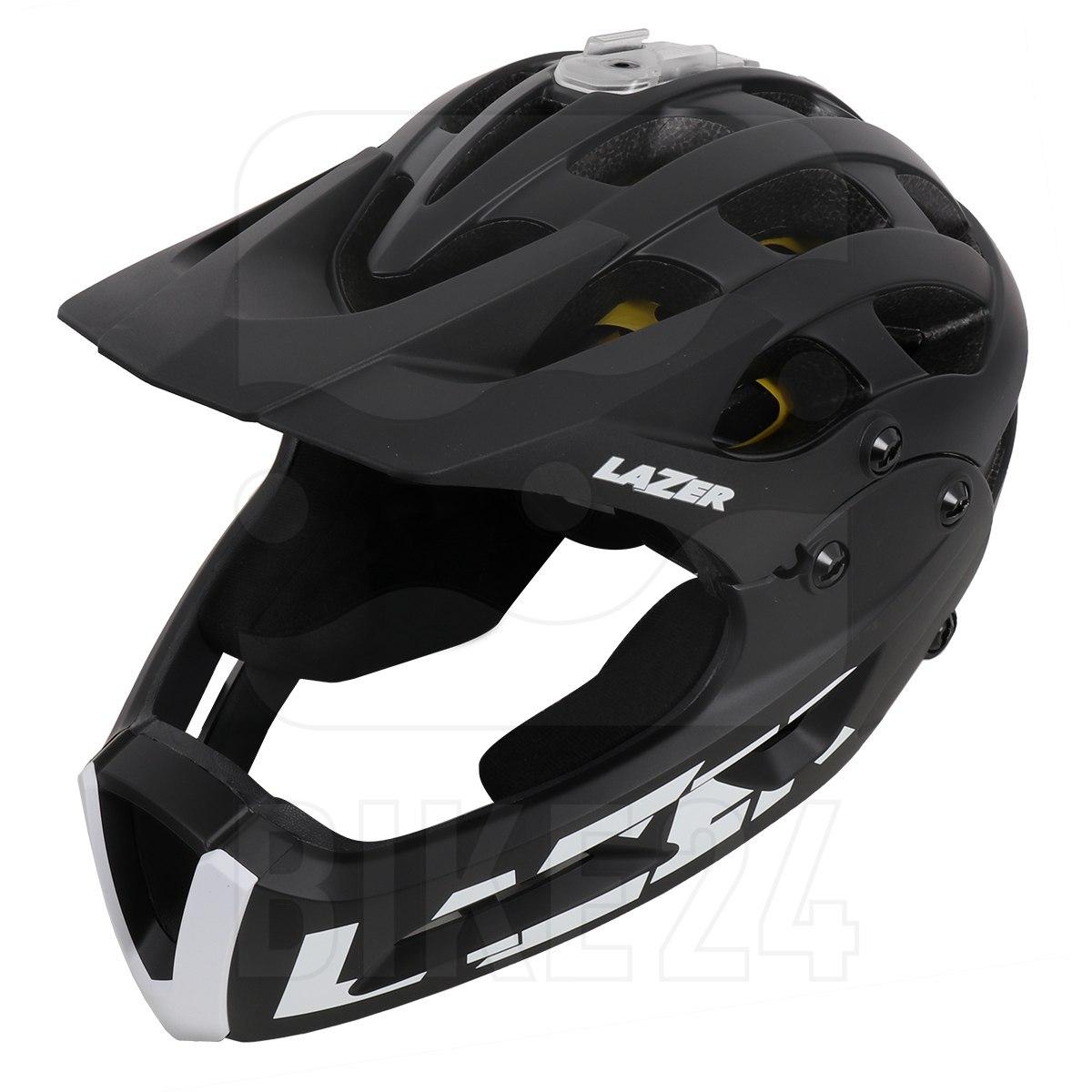 Lazer Revolution FF MIPS Helm - matte black