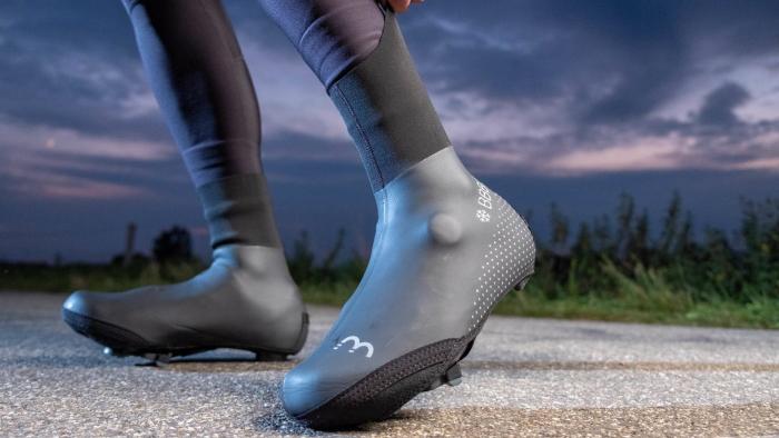 Image of BBB Cycling UltraWear zipperless BWS-25 Shoecover - black
