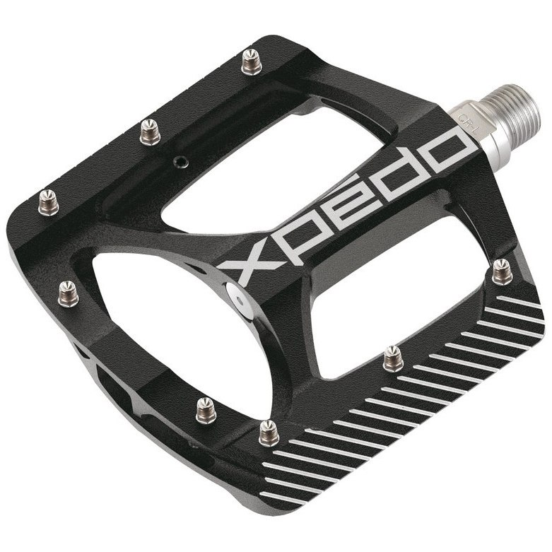 Xpedo ZED Flat Pedal - schwarz
