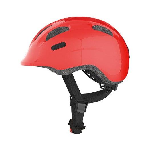 ABUS Smiley 2.0 Kids Helmet - sparkling red