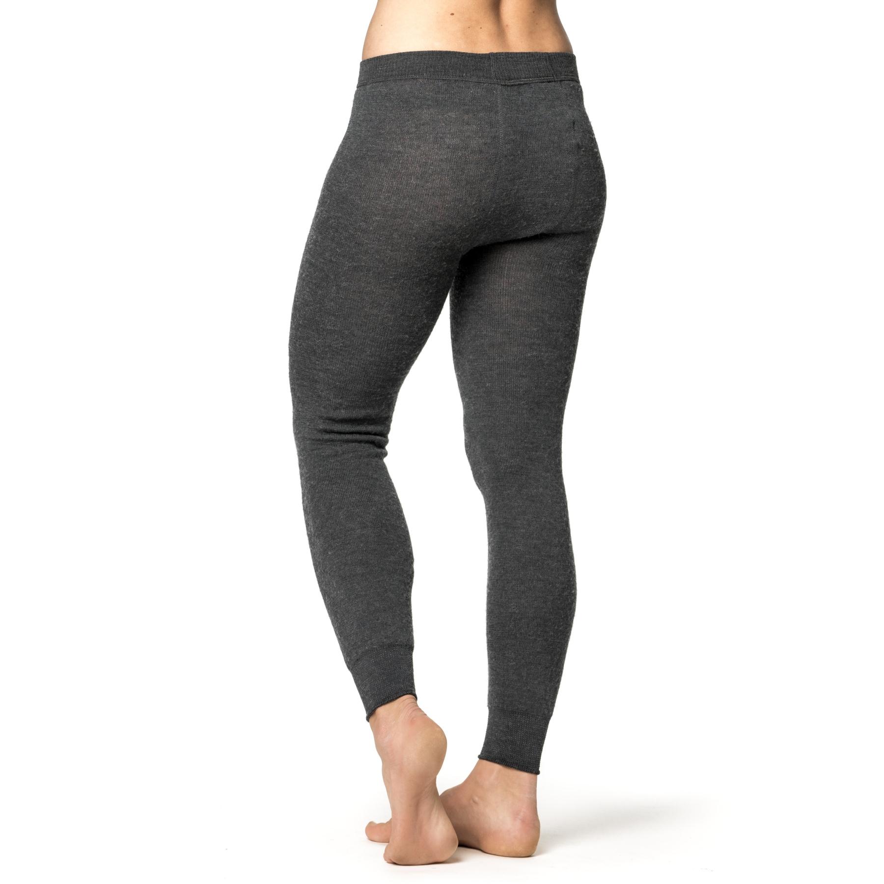 Image of Woolpower Long Johns 200 Unisex Underpants - grey