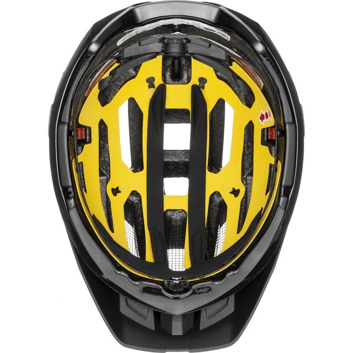 Image of Uvex quatro cc MIPS Helmet - all black