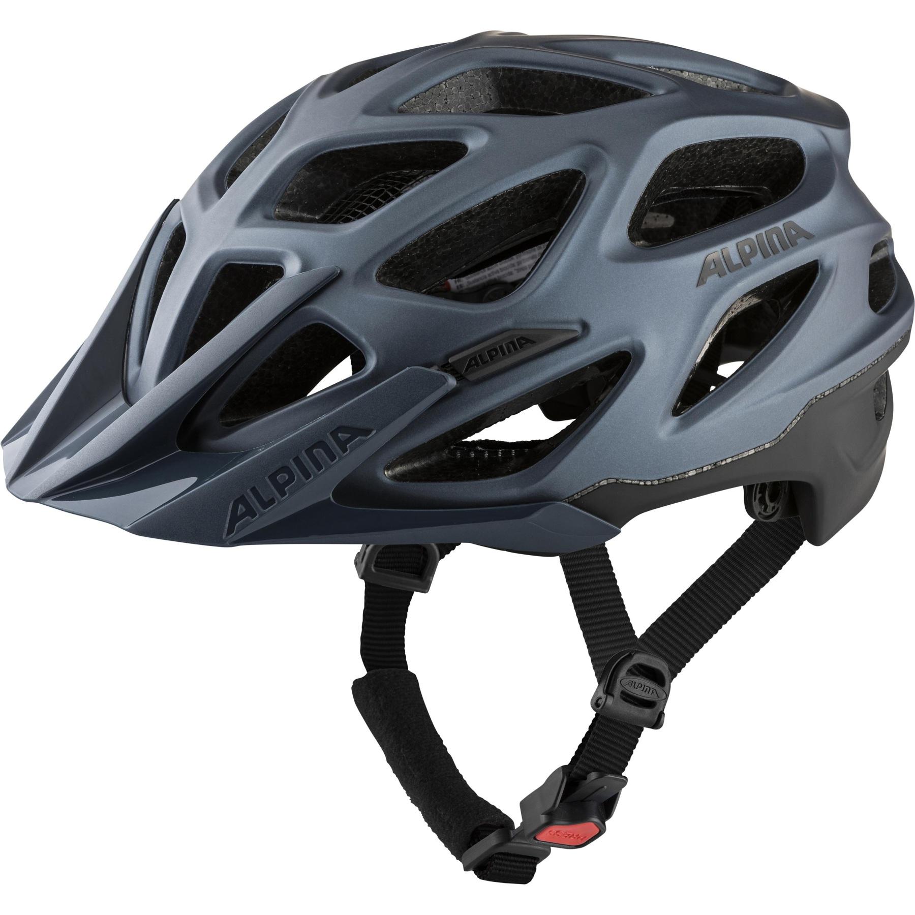 Alpina Mythos Tocsen Helmet - indigo matt