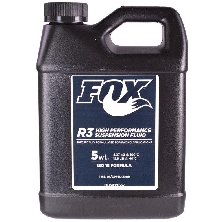 FOX Suspension Fluid R3 - 5WT - ISO15 - 946ml