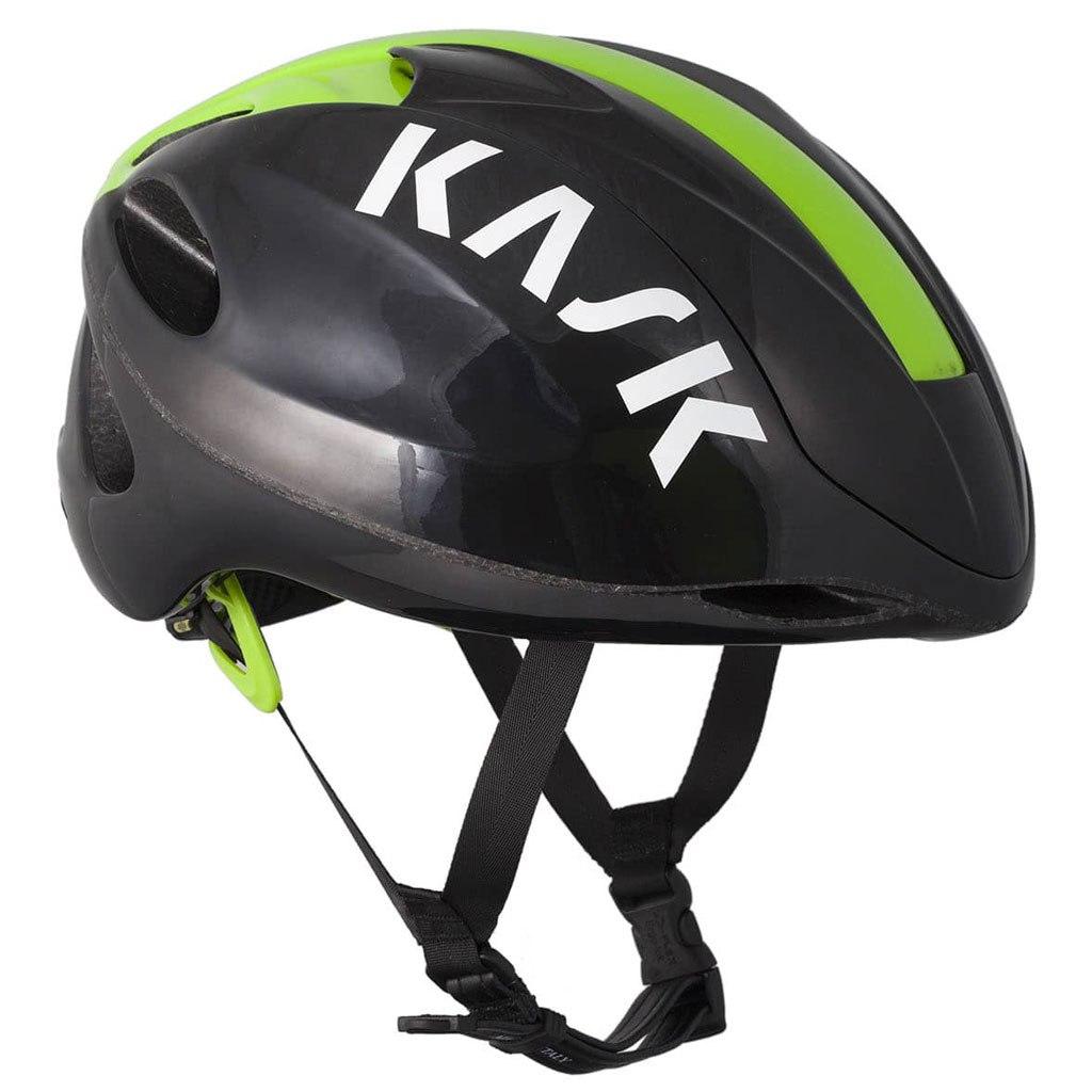 KASK Infinity Helmet - Black Lime