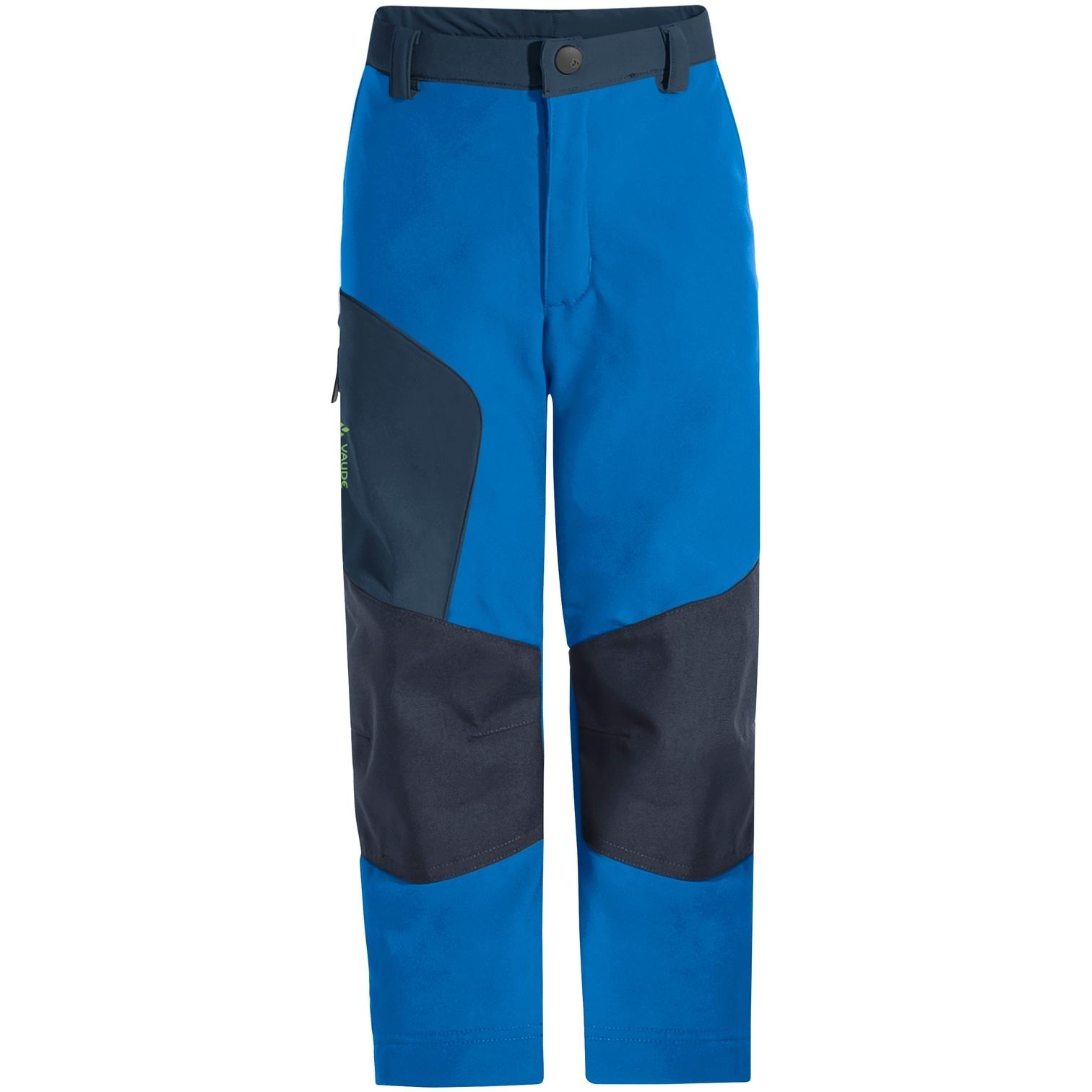 Vaude Kids Rondane Pants - radiate blue