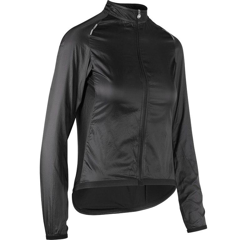 Image of Assos UMA GT Wind Jacket Women - blackSeries