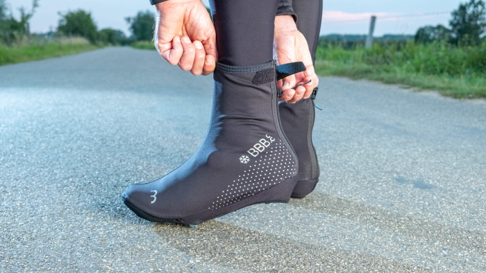 Image of BBB Cycling Freeze BWS-21 Shoecover - black