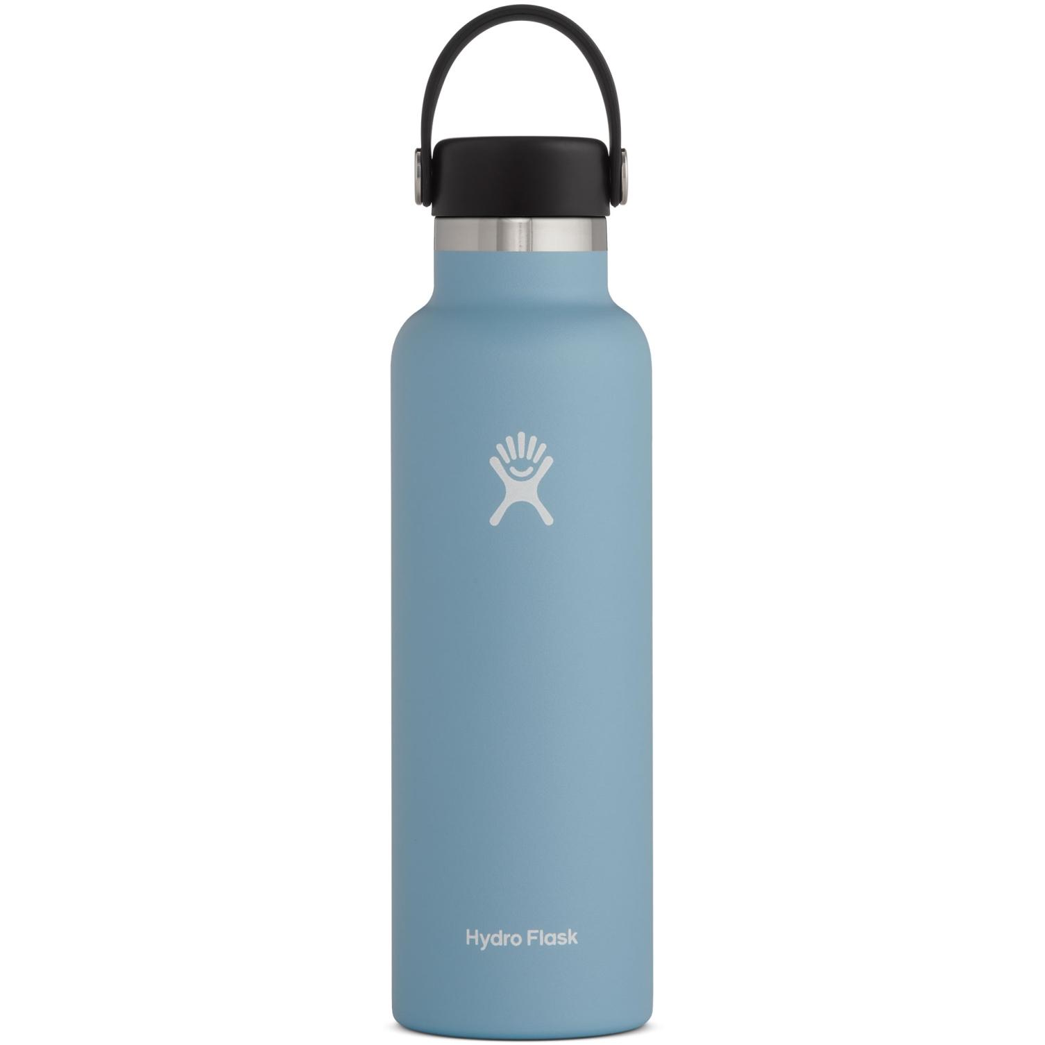 Produktbild von Hydro Flask 24oz Standard Mouth Flex Cap Thermoflasche 710ml - Rain