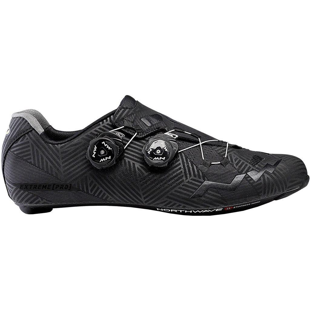 Northwave Extreme Pro Rennradschuhe - black 10
