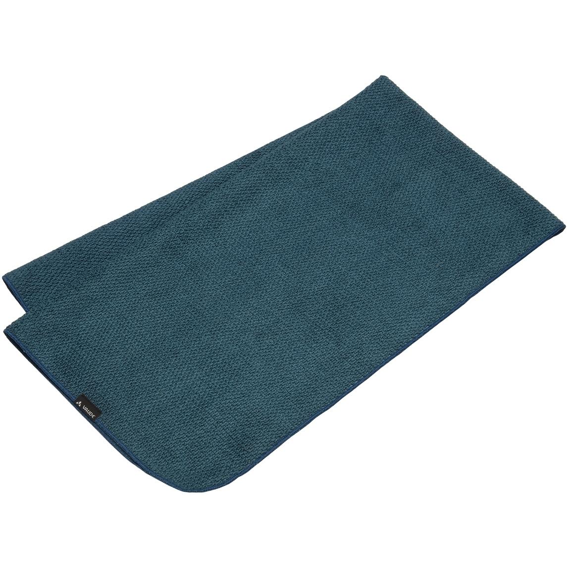 Vaude Comfort Handtuch III L - blue sapphire