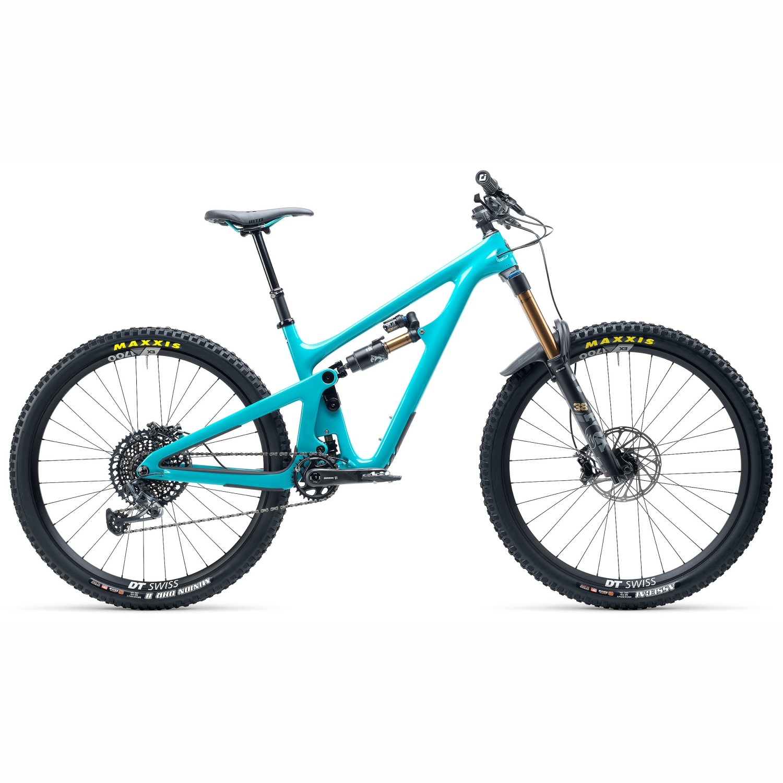 "Yeti Cycles SB150 - T2 29"" Carbon Mountainbike - 2021 - Turquoise"