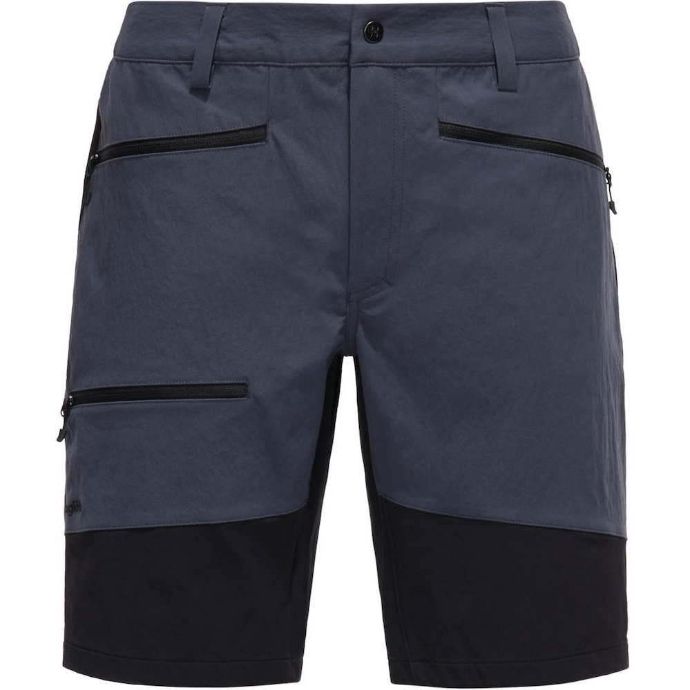 Haglöfs Rugged Flex Shorts Men - dense blue/true black 4H7