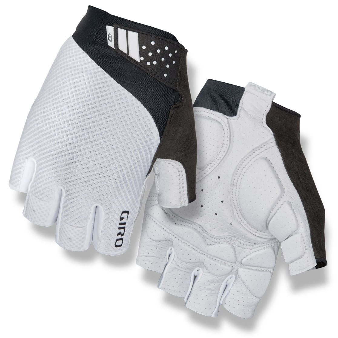 Giro Monaco II Gel Handschuhe - white
