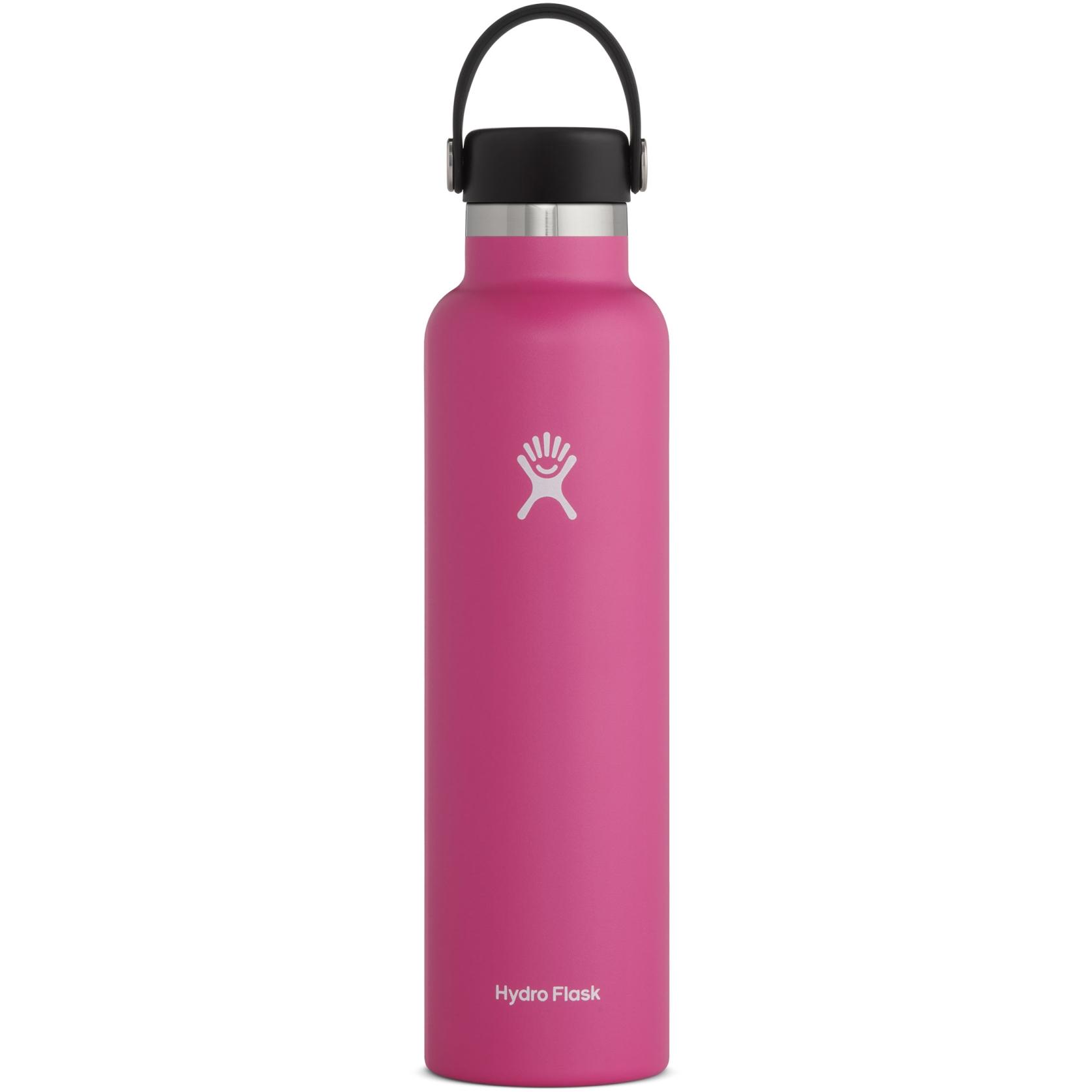 Bild von Hydro Flask 24oz Standard Mouth Flex Cap Thermoflasche 710ml - Carnation