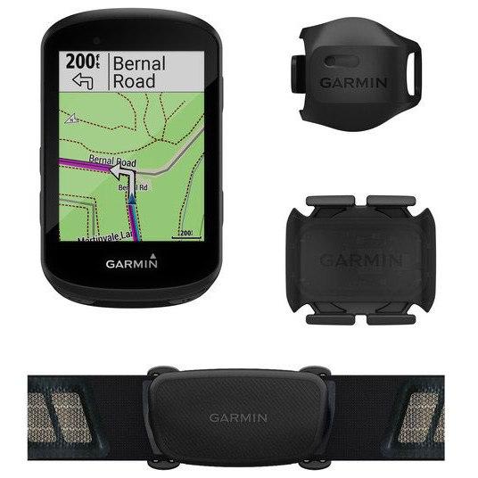 Produktbild von Garmin Edge 530 Sensor Bundle GPS-Fahrradcomputer