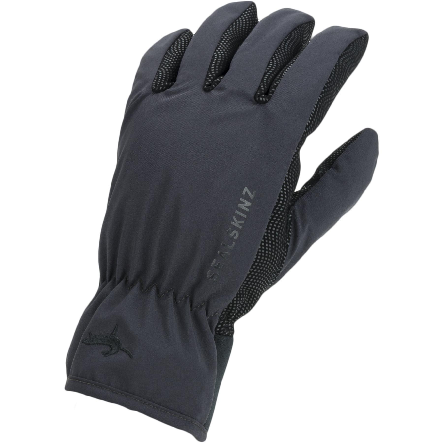 Foto de SealSkinz Waterproof All Weather Lightweight Guantes - Black