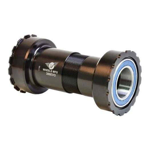 Bild von Wheels Manufacturing 386EVO Innenlager - Schrägkugellager - PF46-86,5-GXP - schwarz