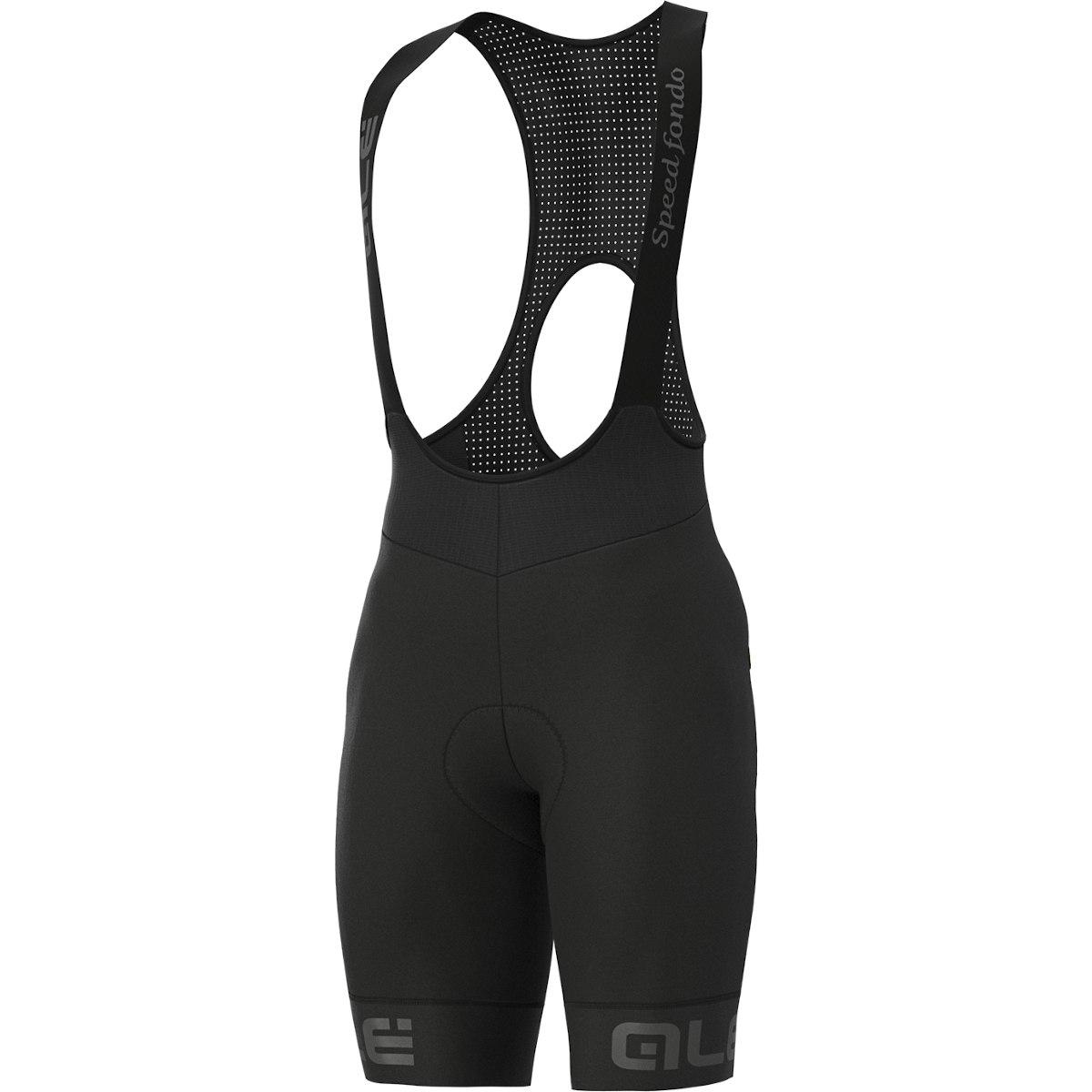 Alé R-EV1 Speedfondo Bib Shorts - black/grey