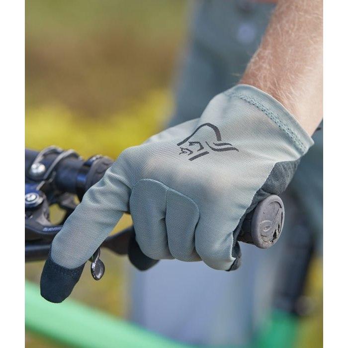 Image of Norrona fjora mesh Gloves - Castor Grey