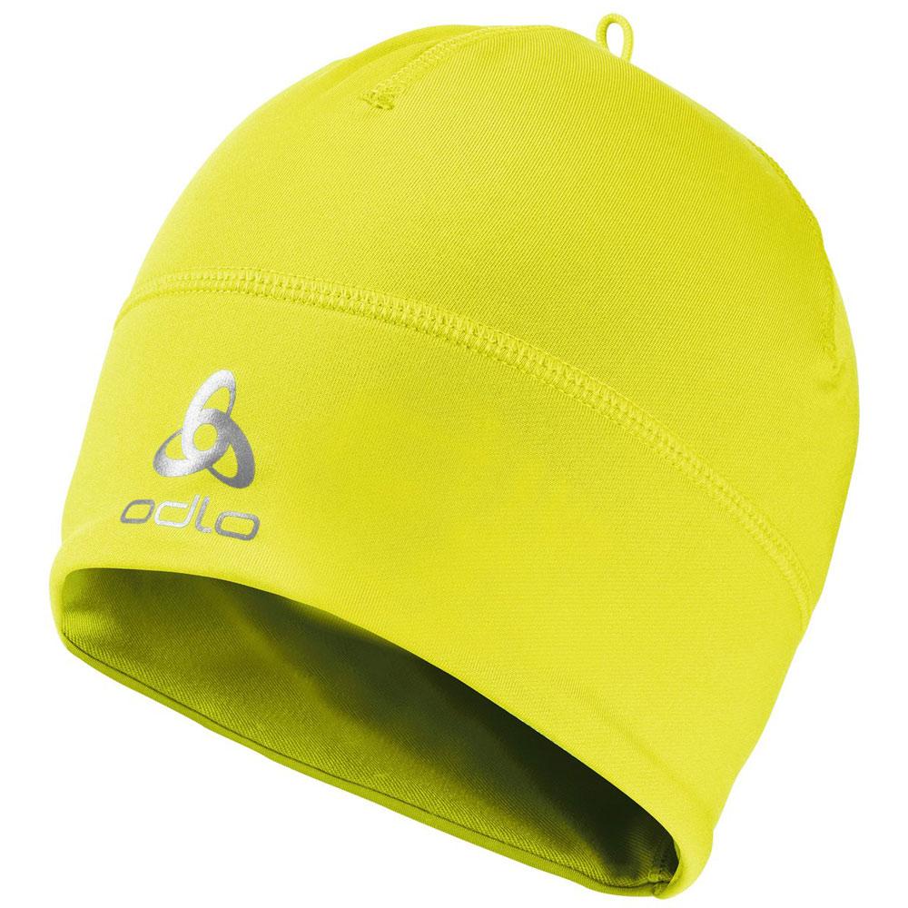 Produktbild von Odlo Polyknit Warm ECO Mütze - safety yellow