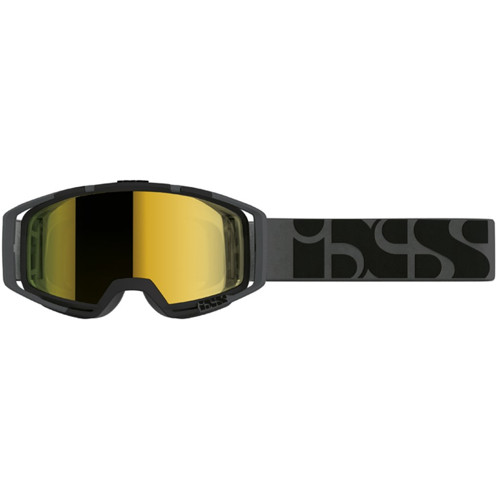 iXS Trigger+ Polarized Race Goggle Bikebrille - black