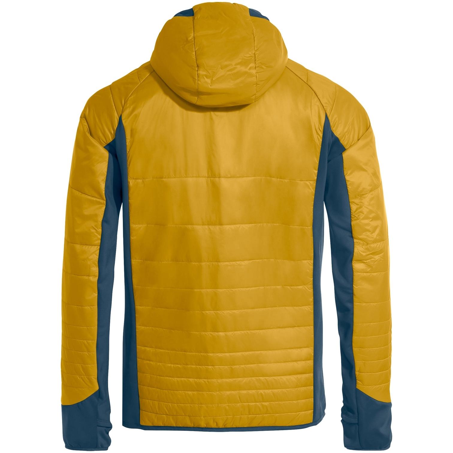 Image of Vaude Men's Sesvenna Jacket III - marigold