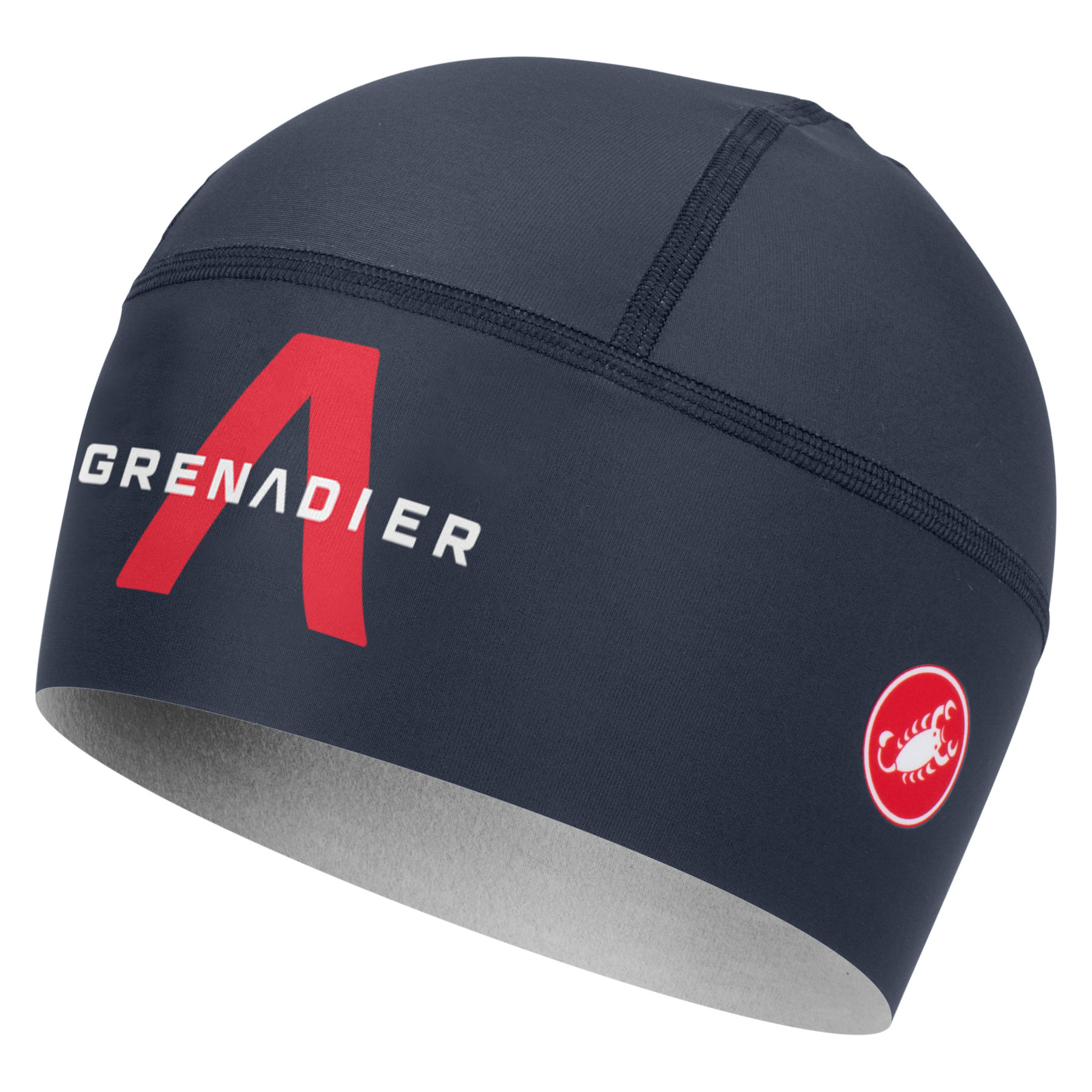 Castelli Team Ineos Grenadiers Pro Thermal Skully Underhelmet - savile blue 414