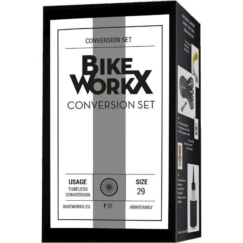 BikeWorkx Conversion Set 27.5 Zoll